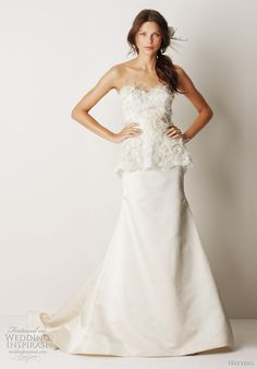 Fabulous Watters Fall Collection Wedding Dresses