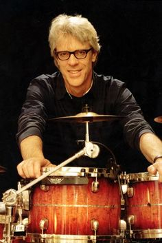 Stewart Copeland (July  16, 1952) British drummer known from the bands The Police and Curved Air.