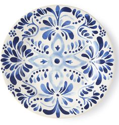 Juliska Iberian Indigo Side/Cocktail Plate #affiliate #myredshoestories