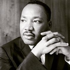 Martin Luther King Jr.!