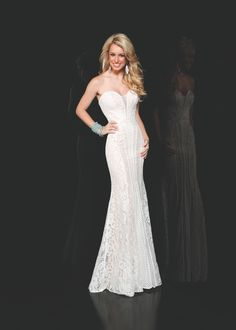 Evenings by Mon Cheri Style 11625 available at WhatchamaCallit Boutique. Available in black also.