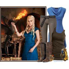 Game of Thrones: Get the Daenerys Look