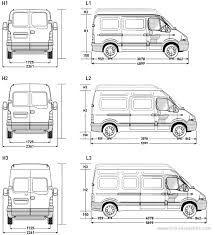 Blueprints > Cars > Renault > Renault Master Panel or Glazed Van Van Conversion Interior, Camper Van Conversion Diy, Van Interior, Camper Interior, Camper Diy, Build A Camper, Ducato Camper, Fiat Ducato, Renault Master