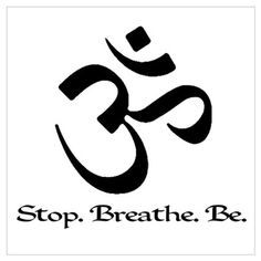 Om: Breathe & Be. by - You are in the right place about Om: Breathe & Be. by Tattoo Design And Style Gall - Fake Tattoo, 1 Tattoo, Tattoo Script, Hamsa Tattoo, Ganesha Tattoo, Lotus Tattoo, Sanskrit Symbole, Chakra Symbole, Buddhism Tattoo
