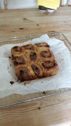 Cinnamon buns :)