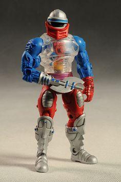 Roboto Masters of the Universe Classics MOTUC action figure by Mattel