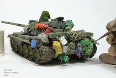 Type 59, T 72, Model Tanks, Modeling Tips, Military Modelling, Military Diorama, War Machine, Plastic Models, Scale Models