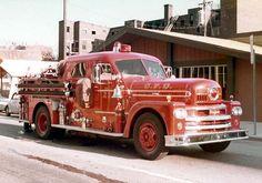 Cincinnati Fire Dept. - Engine 21 - 1965 Seagrave | Flickr - Photo Sharing!