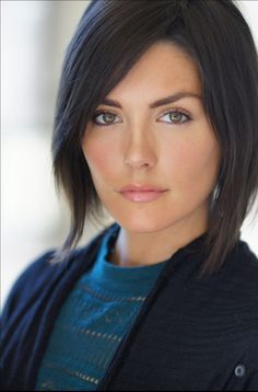 My inspiration for the character features of Lacey in Christmas in Fair Bend (Taylor Cole)