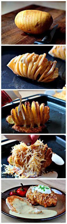 Délicieuse patate!