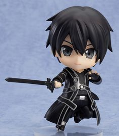 【Sword Art Online】Nendoroid - Kirito  [Release Date]late May-2013  URL: http://aikoudo.com/goods_en_11543.html