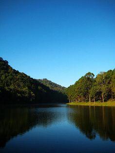 Pang Oung reservoir