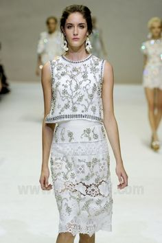 Dolce & Gabbana  Ready-to-Wear Spring 2011