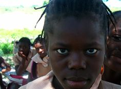 Photography from Haiti....The children are gorgeous!