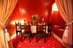 Salle à manger - Riad Perle d'Orient - Marrakech
