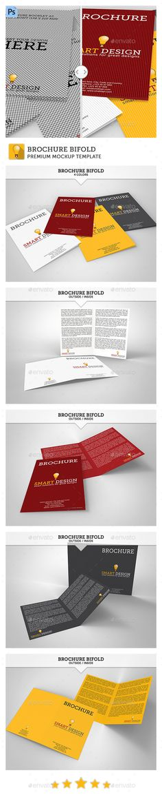 Tri fold brochure, Templates and Brochures on Pinterest - folded brochure
