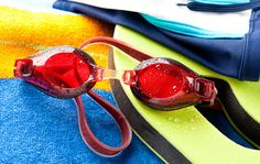 A Beginner's Guide to Swimming Equipment / Gear