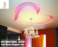 If you looking for unique modern false ceiling design ideas for kids room top catalog of 12 cool modern kids room false ceiling interior designs ideas and gypsum ceiling themes for kids room. Latest False Ceiling Designs, Simple False Ceiling Design, Gypsum Ceiling Design, Pop Ceiling Design, Bedroom False Ceiling Design, False Ceiling Living Room, Ceiling Decor, Ceiling Lights, Ceiling Ideas