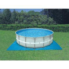 Perfect INTEX u x Round Ultra Frame Pool Set with Gal