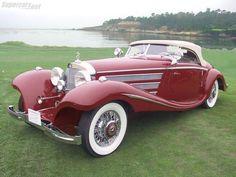 1935 Mercedes-Benz 540K Special Roadster