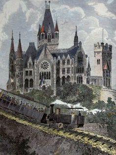 Schloss Drachenburg gGmbH, Königswinter | History, germany
