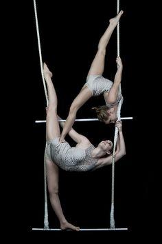 Circus is Life | melodielamoureucircusartist: Les DemoiZelles ...