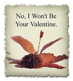 Picture Valentines Day Cupid Funny Funny Valentines Day An Arrow From Cupid Valentines Day