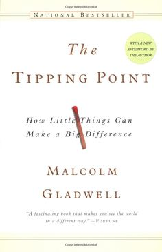 The book that coined the phrase and ignited a new way of thinking about business and personal growth.