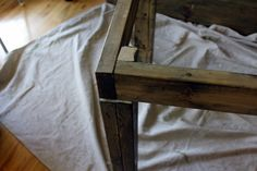 post contains affiliate links; thanks for supporting Boxy Colonial! Dave is here to tell us how he made the farmhouse table. He has a lot to say and show about it. My finger hurts from editing all the pictures. Not even kidding. If you want to make a farmhouse table, you won't find a tutorial more thorough than this one! … Continue reading →