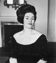 Dame Joan Sutherland. What a lady.