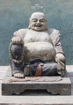 Seated Buddha (Budai The Fat Buddha)