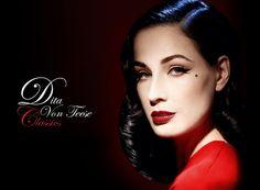 ARTDECO Dita Von Teese Classics Makeup Collection for Summer 2012