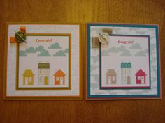 Happy #Housewarming!   Paper with houses on it