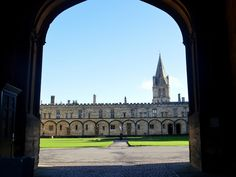 inspiracionistas: City break #1 - Oxford