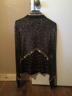 Black & Silver Jacket 2 of 2