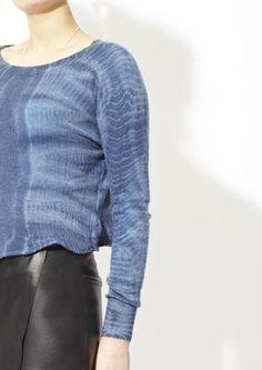 Raquel Allegra Men Sweater, Pullover, Sweaters, Fashion, Moda, Fashion Styles, Men's Knits, Fasion, Sweater