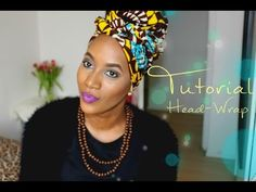 Tutorial | Head Wrap - YouTube