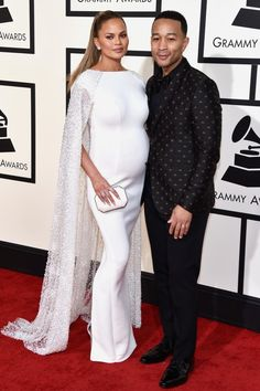 The Best Couples On The 2016 Grammy Awards Red Carpet