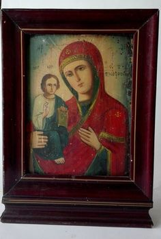 Mother of God - Russia - 19th century - Catawiki