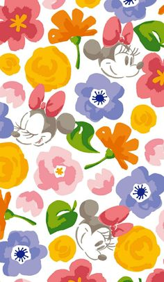 Mickey Mouse Wallpaper Iphone, Cartoon Wallpaper Iphone, Cute Disney Wallpaper, Iphone Background Wallpaper, Cellphone Wallpaper, Hd Wallpaper, Arte Do Mickey Mouse, Minnie Mouse, Cute Patterns Wallpaper