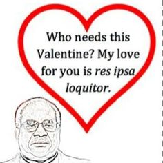 Law School Valentines