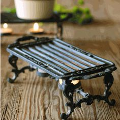 Cast Iron Warming Grill