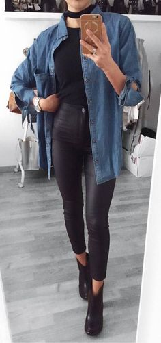 perfect street style outfit