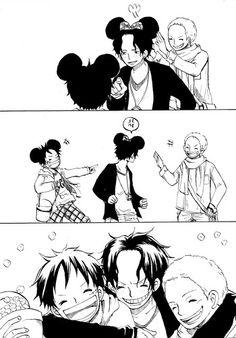 One Piece-ASL in Disneyland part 2/2