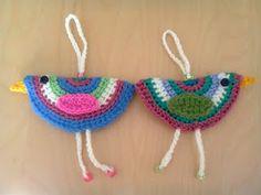 Crochet birds. Inspiration: Attic 24