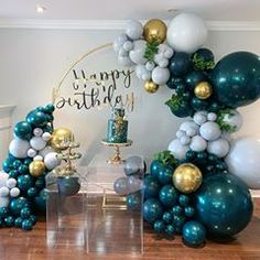 50 Gender Reveal ideas for Party Decoration You Are Sure to Love Gender Reveal ideas for Party Decoration You Are Sure to Love,gender reveal ideas for family,gender reveal ideas gender reveal ideas gen Wedding Balloon Decorations, Baby Shower Decorations For Boys, Birthday Party Decorations, Balloons Galore, Construction Theme Party, Happy Birthday Celebration, Star Wars Party, Balloon Garland, Birthday Balloons