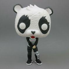 Funko Pop Games Fortnite - Panda Team Leader for sale online Vinyl Figures, Action Figures, Custom Funko Pop, Pop Box, Prince Purple Rain, Rocket Raccoon, Pop Games, Pop Dolls, Funko Pop Marvel