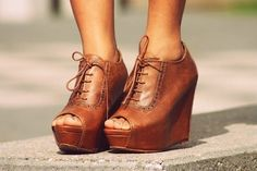 oxford wedges