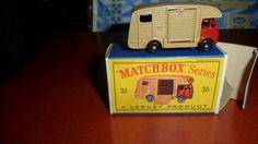 Modellismo matchbox anni 50
