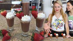 "Party-Rezept: Cremiger Nutella Wodka – Nutella ""Baileys"" selber machen"